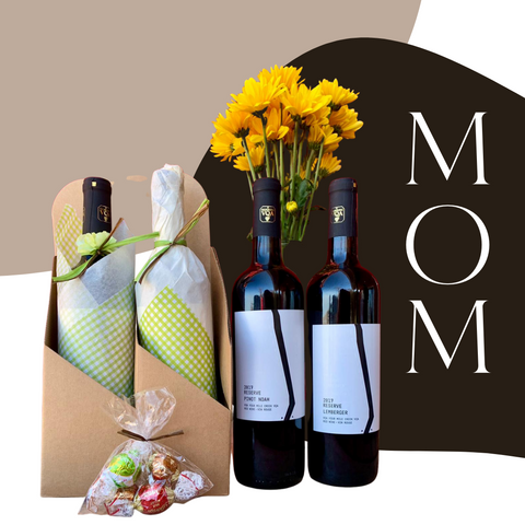 Mom's Day 2-Bottle Reserve Gift Set