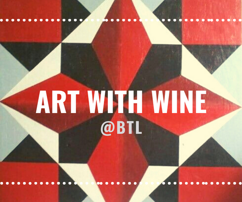 Art with Wine | Barn Quilts 2020