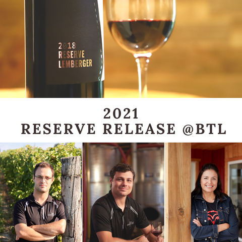 SOLD OUT | 2021 Reserve Release