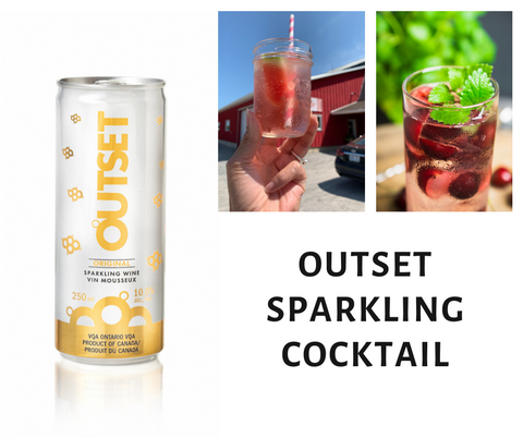 Outset Sparkling Cocktail @BTL