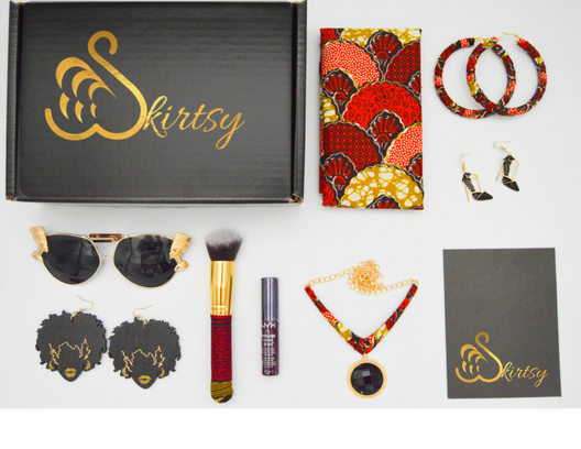 The Skirtsy Accessory Box