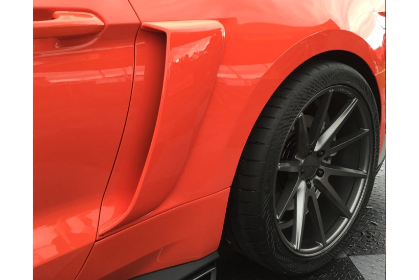 Cervinis C-Series Mustang Side Scoops