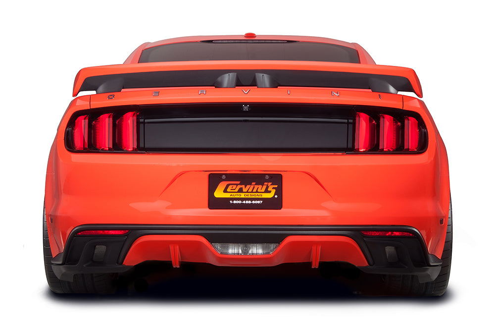Cervinis C-Series Pedestal Rear Spoiler