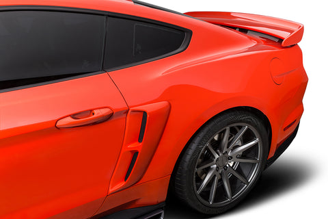 Cervinis Mustang Stalker Side Scoops
