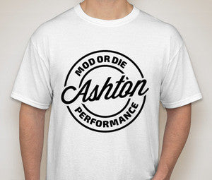 Ashton Performance T-Shirt (White)