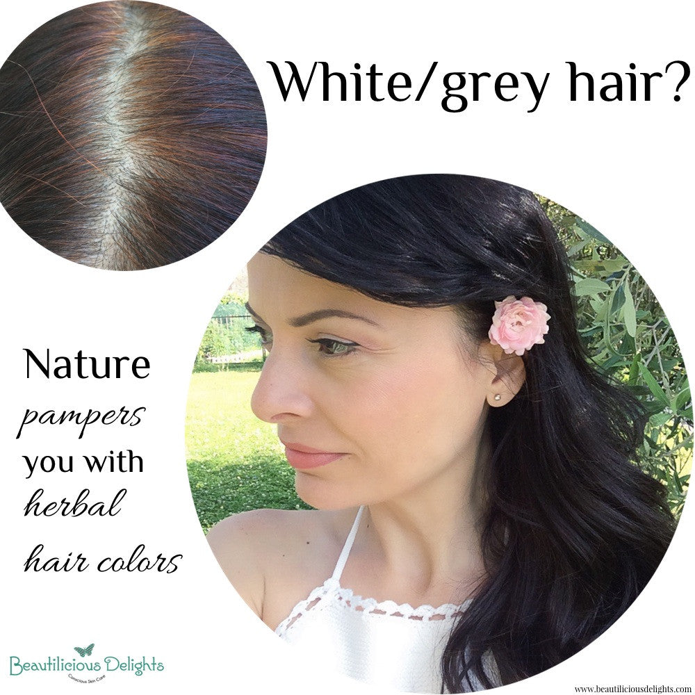 Dark Purple Hair Blue Black Hair Or Jet Black Hair Using Katam Or