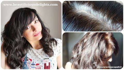 Mehndi For Gray Hair : Dye your gray hair chocolate brown using henna before