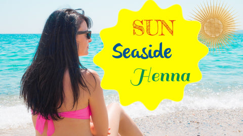 Henna Washes Off in the Sea or in the Pool Here Are Some Tips