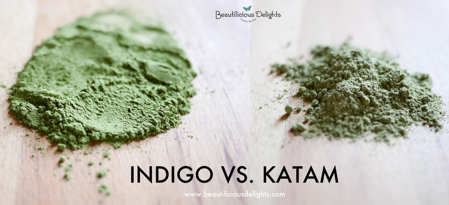 Indigo Or Katam Which One Should You Use In Your Henna Mix