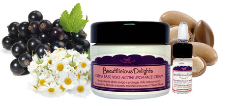 Natural Skin Lightening Face Cream for dry skin