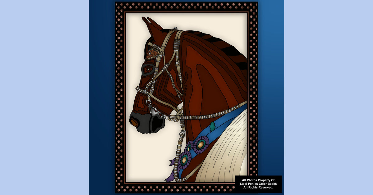 American Saddlebred Horse Coloring Pages – Coloring Pages For All in  American Saddlebred Coloring Pages | Horse coloring pages, Horse coloring,  Horse adult coloring | 628x1200