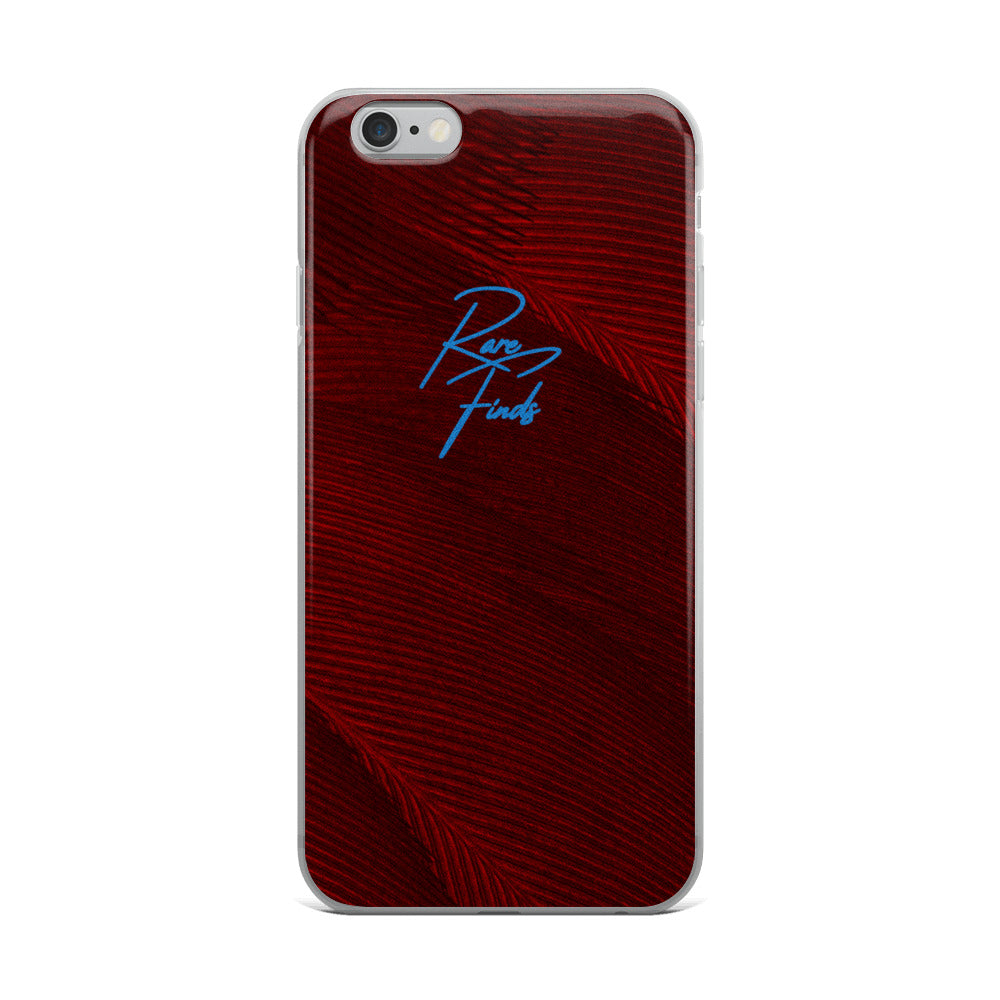 Bold Feather iPhone Case