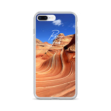 Wave Sandstone iPhone Case