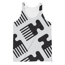 Afro Pic Tank Top