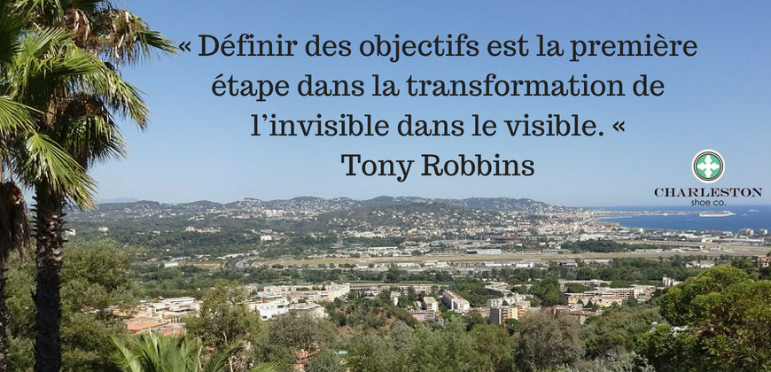 Quote from Tony Robbins