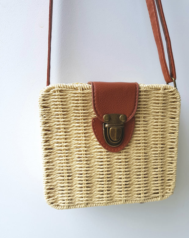 Lilly Woven Bag