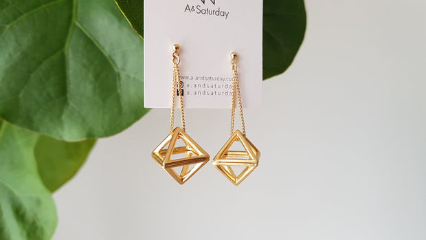 Choou Swing Earrings