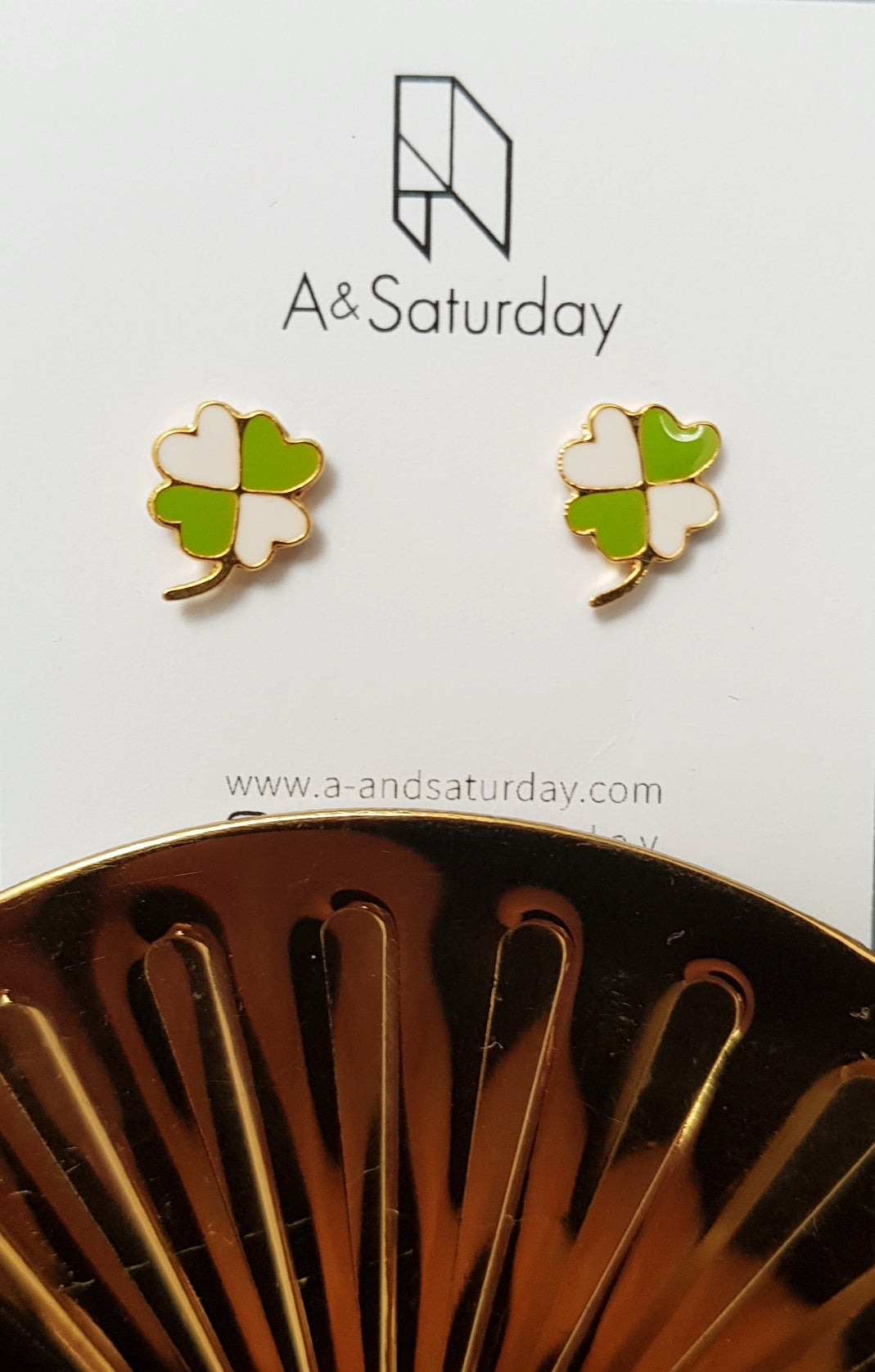 Sandy Clover Earrings