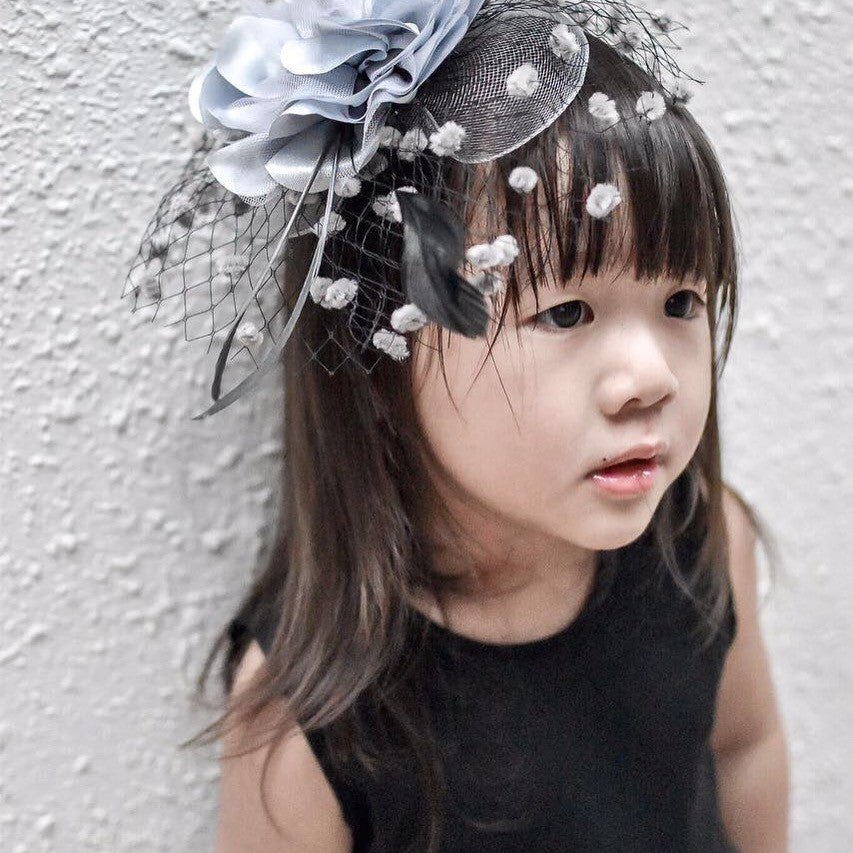 Valeris Floral Head Piece (for both adult & kid)
