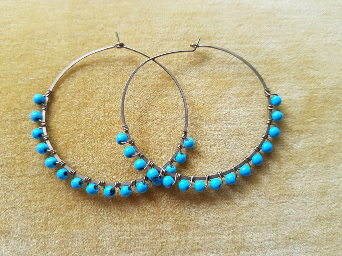 Hoolah Hoop Earrings