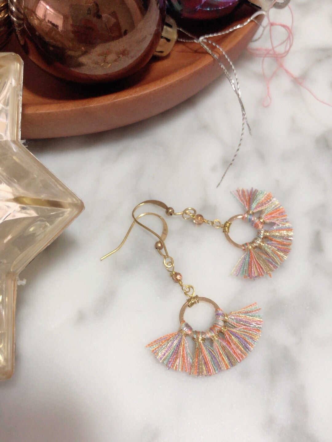 Jani Mullticolour Earrings