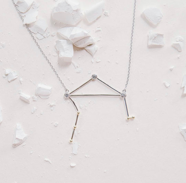 [LIBRA: Sep 23- Oct 22] Nilin Zodiac Necklace