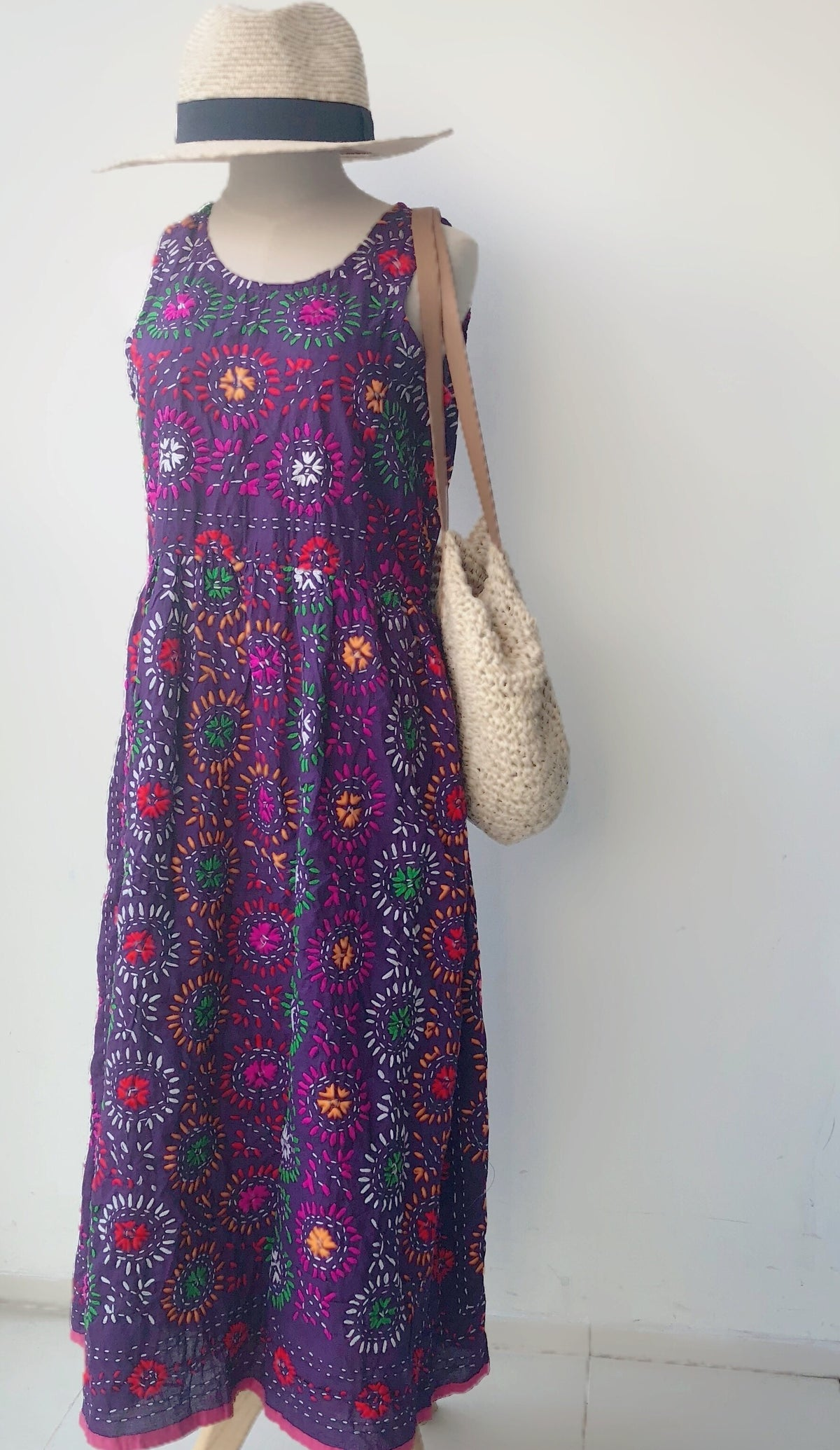 Neena Hand Embroidered Dress