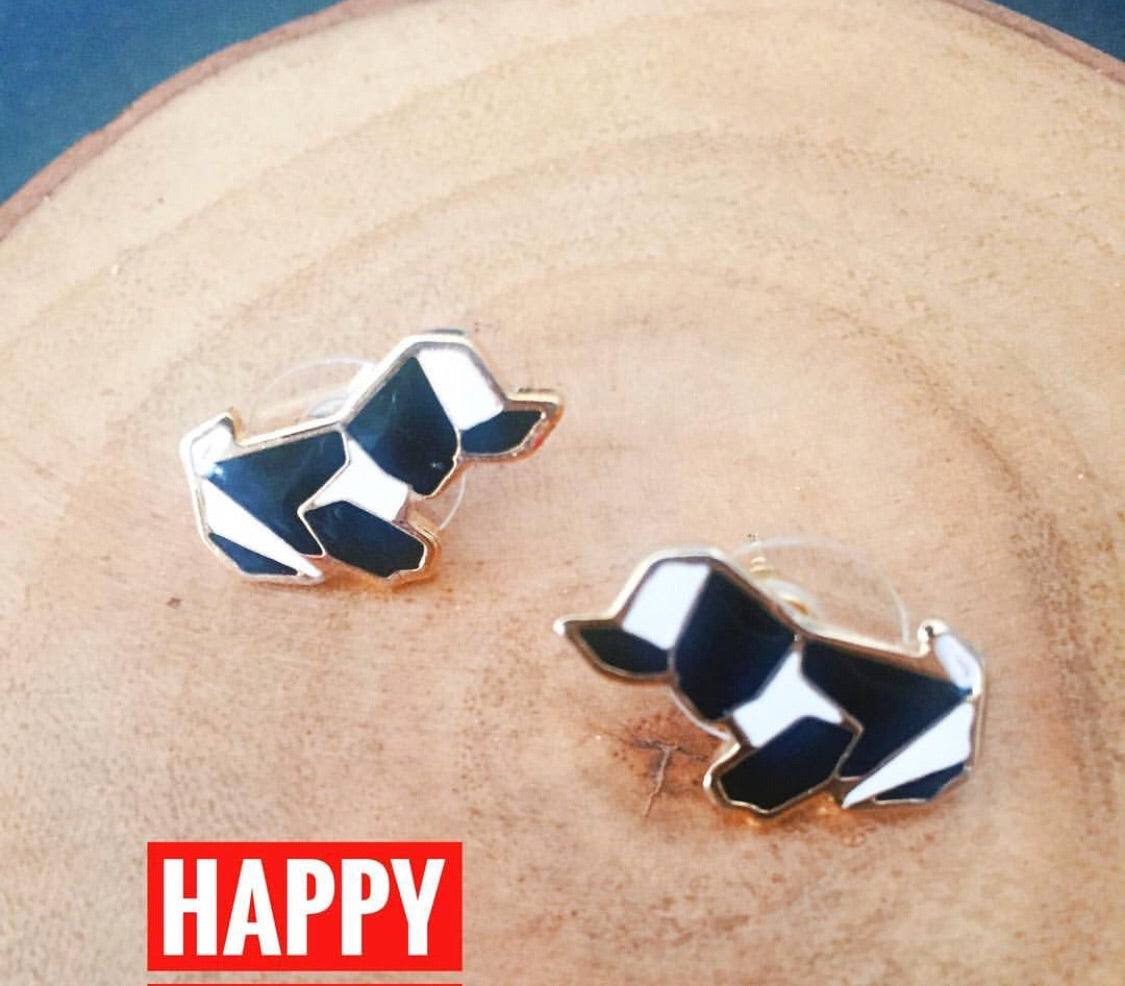 Lomo Doggie Earrings