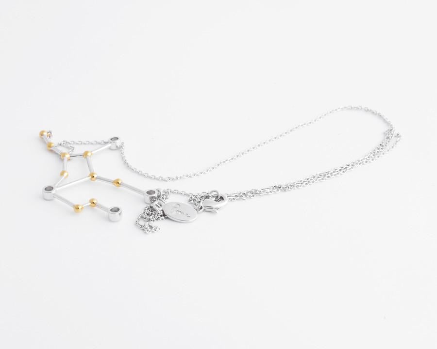 [VIRGO: August 23- Sep 22] Nilin Zodiac Necklace