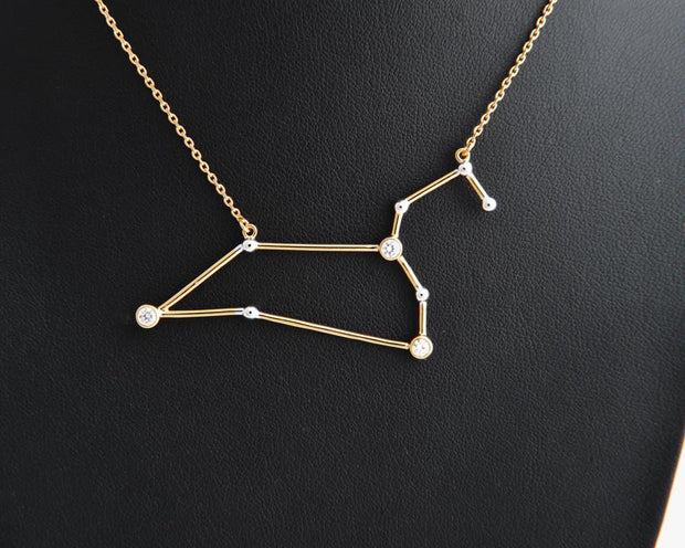 [LEO: July 23- August 22] Nilin Zodiac Necklace