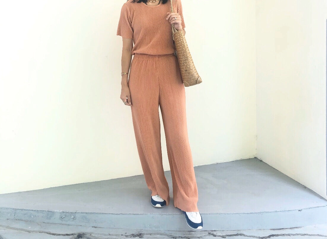 Yori Full Length Pleated Pants Bundle Deal (2 PIECES 20% OFF) *complimentary alteration service for crop length