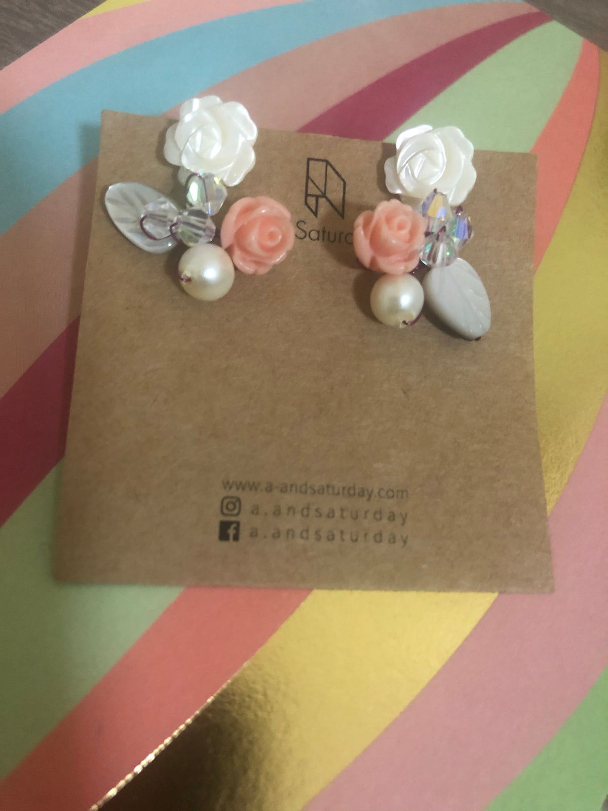 Zuri Bouquet Earrings