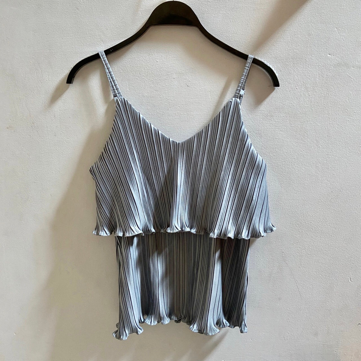 Dittha Pleated Tank Top [pre-orders]