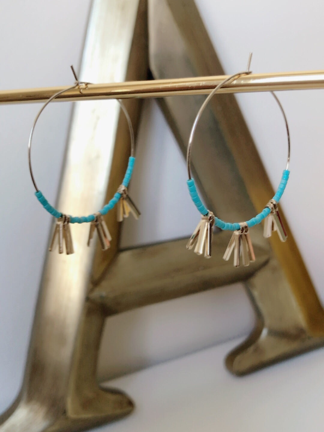 Vana Hoop Earrings