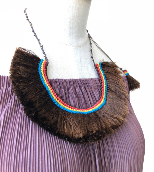 Tipa Tassel Necklace