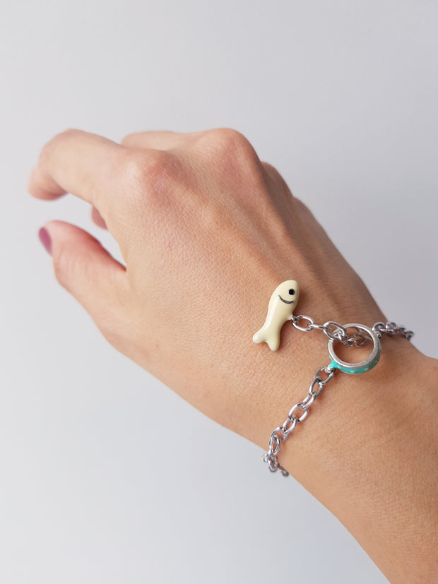 My Lovely Fish Bracelet