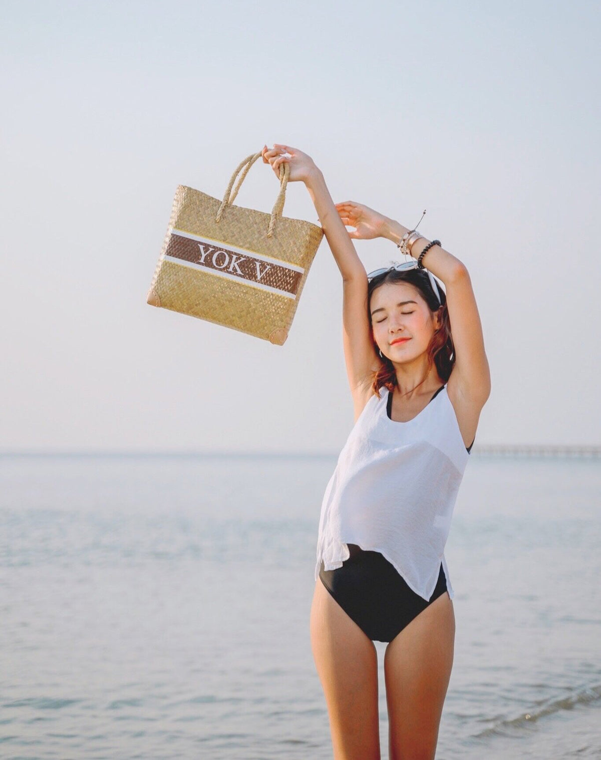 Riko Tote Bag - Medium