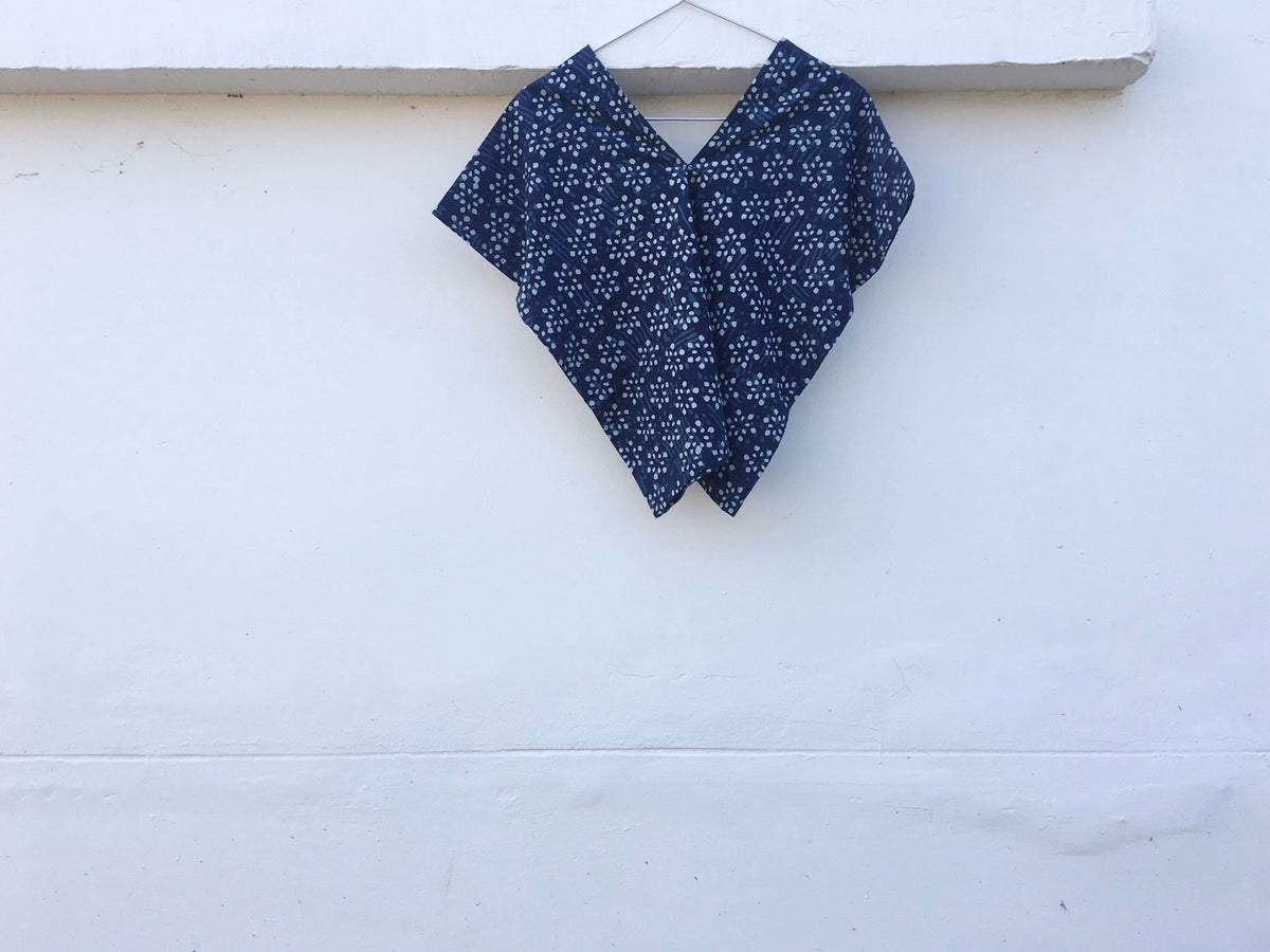 Wana Block Printed Top Version 2 (10% off)