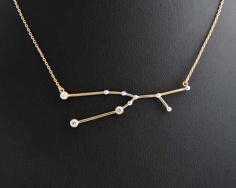 [TAURUS: April20-May20] Nilin Zodiac Necklace