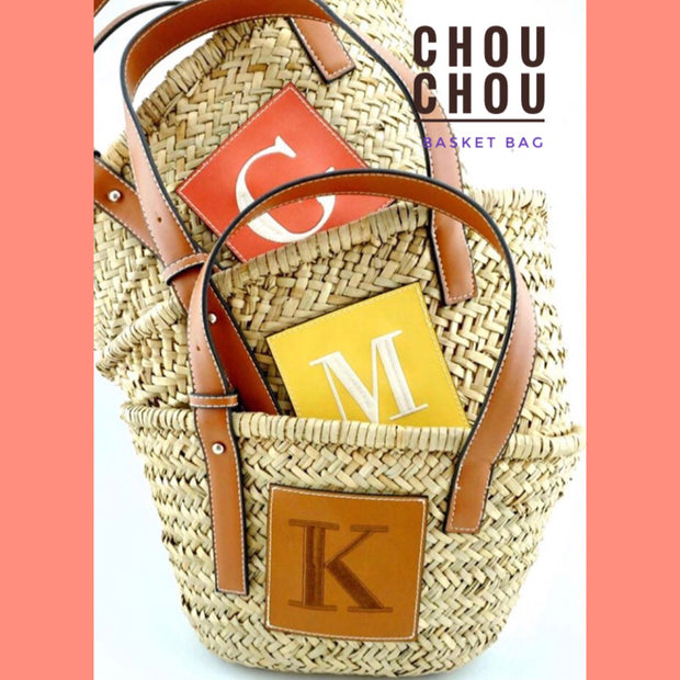 Chou Chou Personalised Bag Small (Pre-Orders)