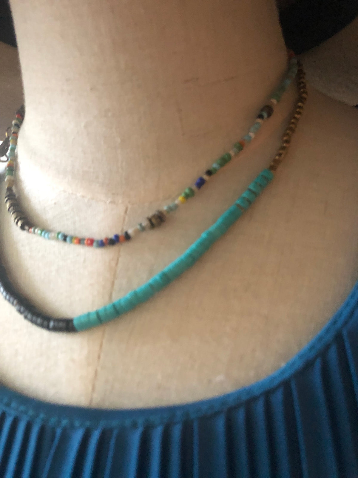 Gina Beads Necklace