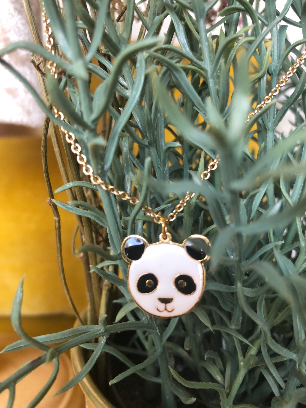 (4th Restock) Hello Panda Necklace