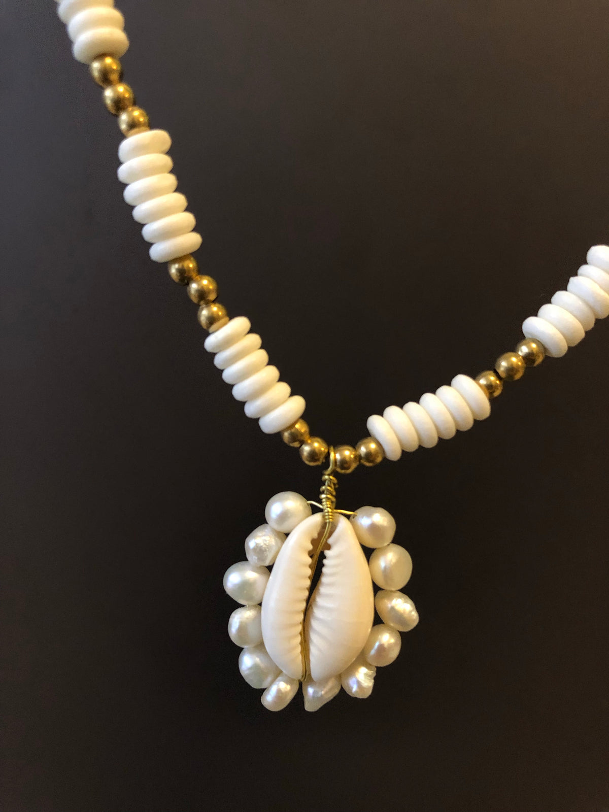 Ying Shell Necklace