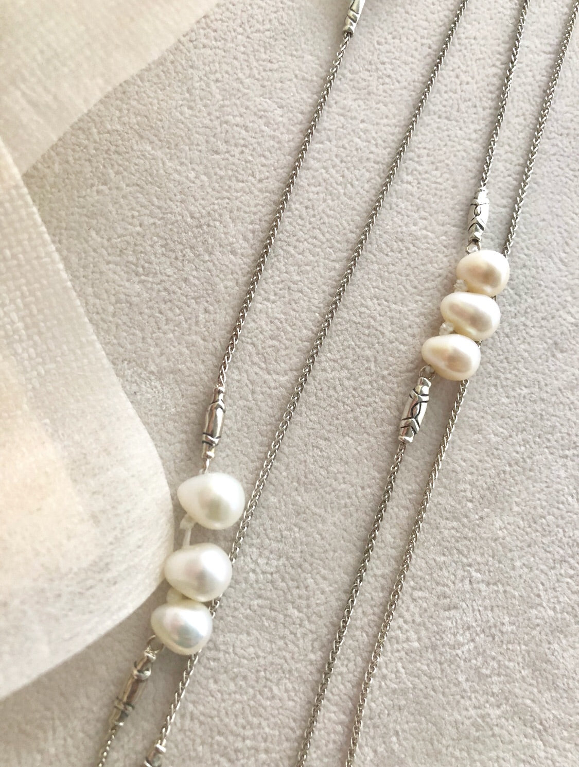 Luxa Pearl Necklace