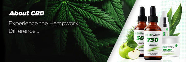 HEMPWORX CBD OIL, CBD Online, Pure Hemp Products, Sales, USA