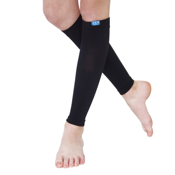 Black 15/20 Compression Sleeves