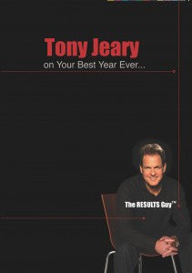 Tony Jeary on Your Best Year Ever...