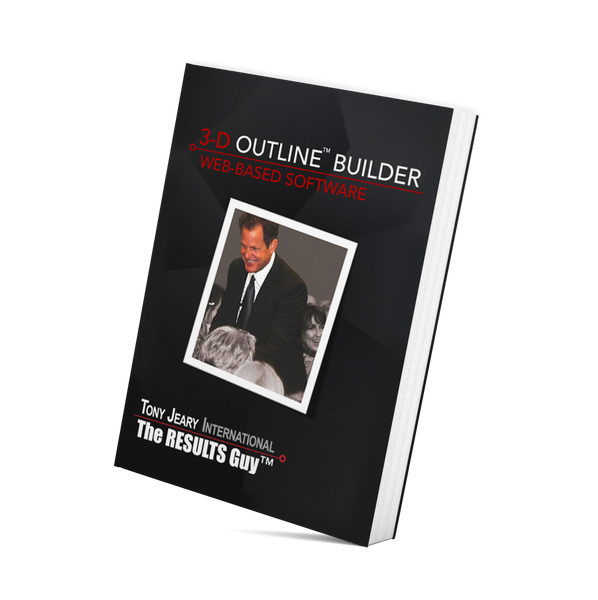NEW! 3D OUTLINE BUILDER WEB-BASED SOFTWARE