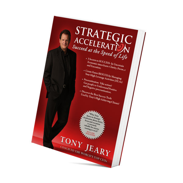 Strategic Acceleration: Success at the Speed of Life