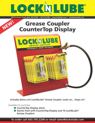 Grease Coupler Counter Display